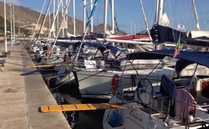 Posti barca a Favignana